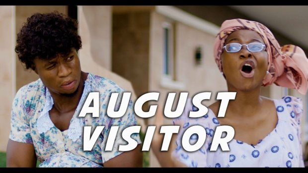 COMEDY: Taaooma & Zicsaloma – August Visitor