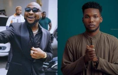 Davido Accused Of Stealing Jowo From Victor AD