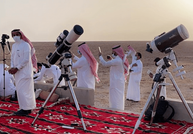 BREAKING!! Ramadan Fast Continues Wednesday As Saudi Arabia Agency Declares No Sight Of Crescent Moon