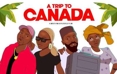 COMEDY: Taaooma – A Trip To Canada (Short Film)
