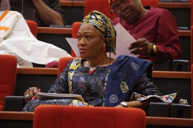 VIDEO: Commotion As Remi Tinubu Calls Woman 'THUG' At Constitution Review Hearing