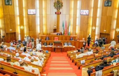Breaking!! Senate Proposes 15-year Jail Term For Nigerians Paying Ransom To Kidnappers