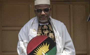 Nnamdi Kanu Tells Buhari What Will Happen To Any Army Sent To South-East