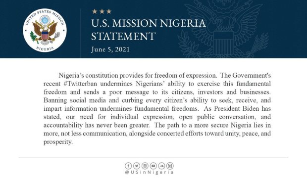 Twitter Ban Declines Nigeria's Economy By More Than N2Billion in One Day