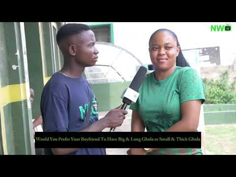 Do You Agree To S*x Before Marriage? (Watch Funny Responses)