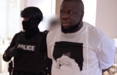 EXPOSED!! 'How Police Chief, Abba Kyari Flew To Dubai To Spend Good Time With Hushpuppi' – FBI