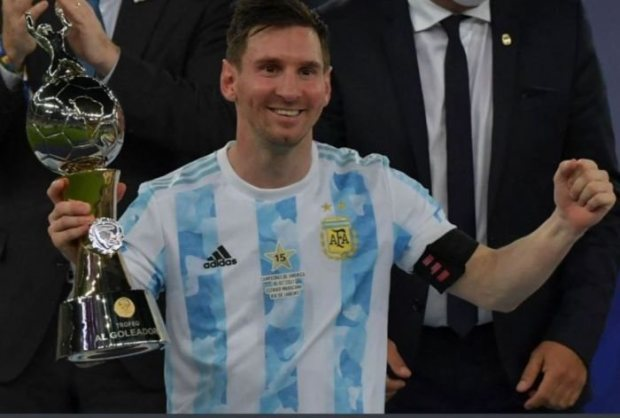 BREAKING NEWS!! Lionel Messi Wins Trophy With Argentina After BIG WIN Over Brazil (Watch Highlight)