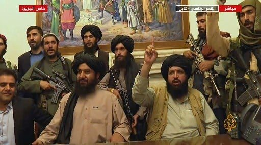 Taliban Renames Country Islamic Emirate Of Afghanistan
