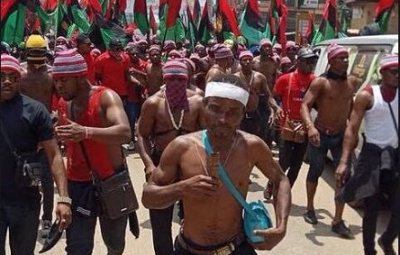 IPOB Sit-at-Home Order Records Partial Success In Imo, As Workers, Banks Comply