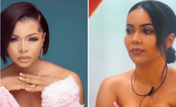 BBNaija 2021:- I Don't Want To Be In Biggie's Cinema With Fake People — Maria Says After Bestie, Liquorose Chose Her For A Movie Date
