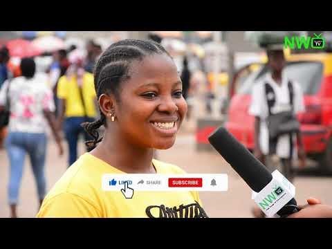 NW VOICE OF THE STREET: Can You Cheat On Your Partner For One Million Naira? (Watch Nigerians React)