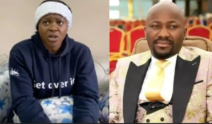 Apostle Suleman Had S*x With Me Twice, Paid Me Money – Actress, Ifemeludike Makes Shocking Allegation (Video)
