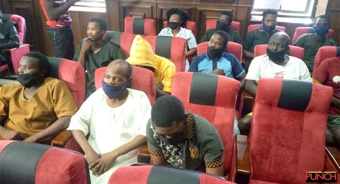 DSS Releases Two More Igboho Aides