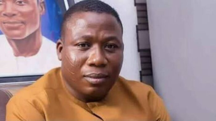 """""""God Will Soon Free Me From Prison"""" – Sunday Igboho To Supporters"""