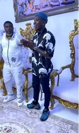 Singer Zlatan Ibile Acquires First House In Abuja (Video)