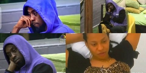 BBNaija 2021: Nini Begs Biggie To End The Prank After Watching Saga In Tears Over Her Disappearance