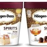 Häagen-Dazs Launches Booze-Infused Ice Cream