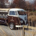 The Vintage VW Bus-Turned-Wine Bar Pouring New Zealand's Rarest Bottles
