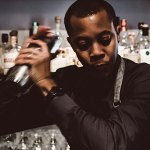 Vie's Julius White Has Big Plans for the Chartreuse in His Home Bar