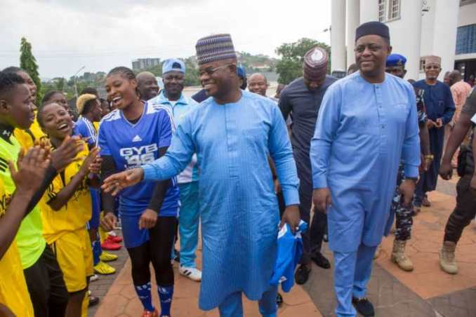 Femi Kayode visits Kogi State Governor promises that Nigeria will be extraordinary once more