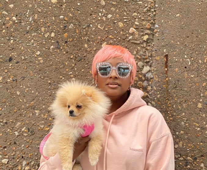 celebriDJ Cuppy to present 60, 000 to 6 fortunate human beings who would wager her canine 'Fün Fün' birthday right