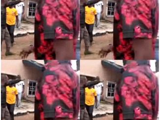 Cold blooded nighttime as a mentally challenged man murders spouse and a (RCCG) pastor in a bitter argument