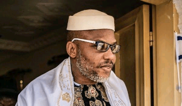 Nnamdi Kanu Clashes with the DSS over non-stop interview