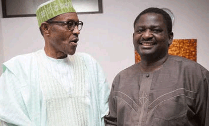 """""""No bandit's assault skilled at some point of the Eid Mubarak get together indicates that buhari has defeated insecurity"""" Buhari's unique adviser, Femi Adesina"""