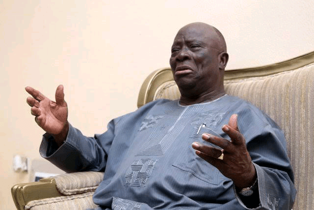 """""""They have declared conflict on our people"""" Pa Ayo Adebanjo speaks on Sunday Igboho's arrest"""