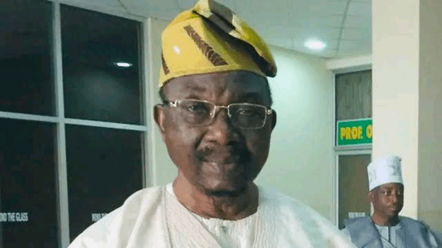 Another famous Nigerian politician is dead