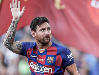 """Barcelona has introduced that """"Messi"""" is leaving this summer"""