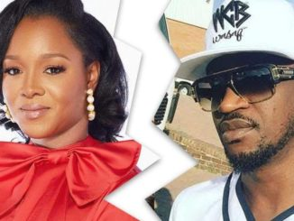 Breaking: Rudeboy marriage in risk as wife documents for divorce, flee the country with his children