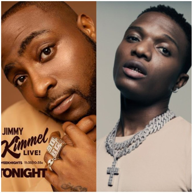 Celebrity News: Shock as Davido and Wizkid was once noticed hugging themselves at the airport regardless of their alleged grudges