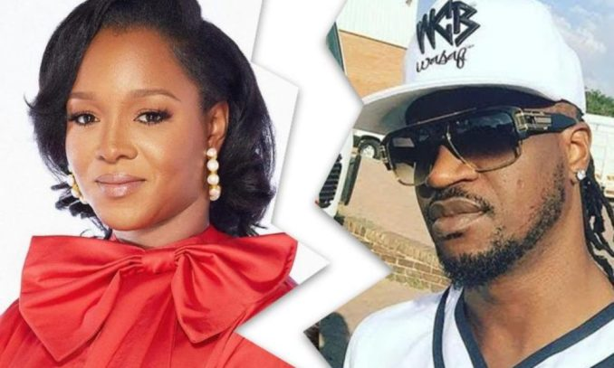 Celebrity News: This is the motive why Anita Okoye filed for divorce