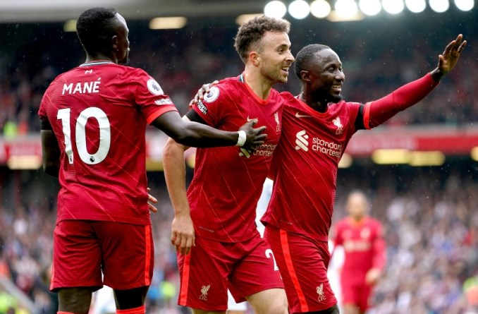 Liverpool hold their prevailing structure after beating Burnley 2-0