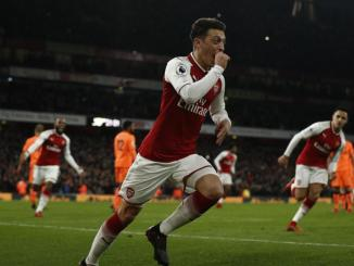 Premier League: Mesut Ozil reacts to Arsenal 5-0 defeat from the Citizens