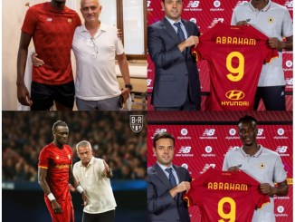 Roma invulnerable the switch deal of Abraham in a 5-year contract of over €40 million plus a buy-back clause