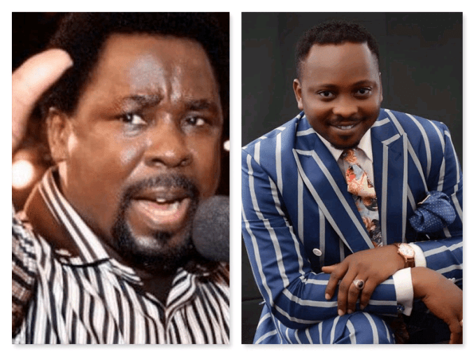 """""""TB Joshua was once killed, he in no way died a herbal death"""" Popular Ghanaian Pastor spits shock"""