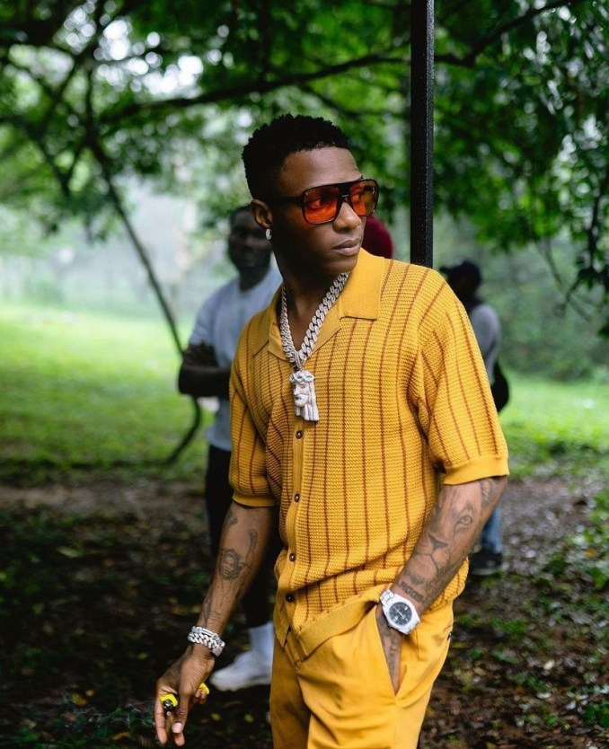 Jubilation as Wizkid was once noticed recording a track with Roddy Rich in the identical studio