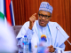 President Buhari seeks for the approval of a $4,054,476,863 clean loan