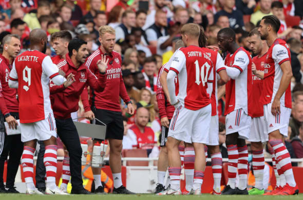 What precisely are Arsenal up to this season?