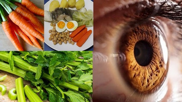 10 Foods That Are Good For Your Eyesight