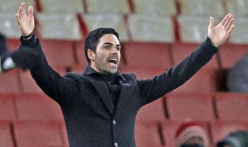 Arsenal Boss, Arteta Warns His Players Over Reunion With Unai Emery