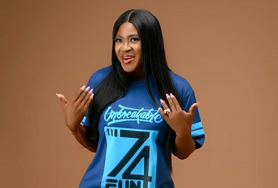 Mercy Johnson - richest female actress in Nollywood