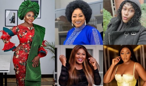 The 10 Richest Female Actress In Nigeria