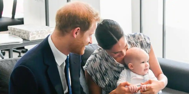 Prince Harry Says He Moved His Family to the US to 'Break the Cycle of Pain