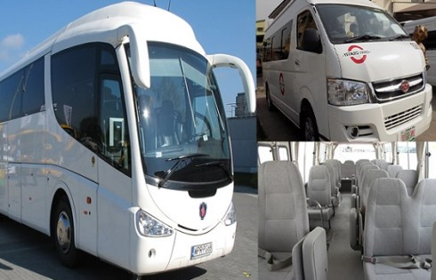 Cross Country Transport Price List: Terminals & Contacts