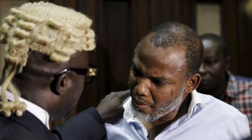 I may die in detention – Nnamdi Kanu tells court