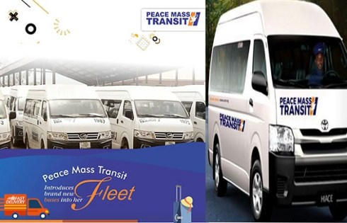 Peace Mass Transit Price List Updated: Terminal & Contact