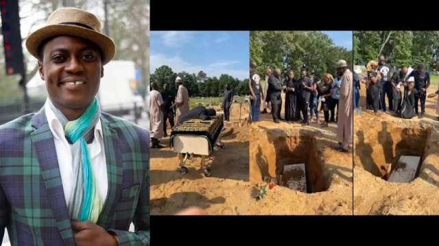 'That was too fast' – Fans react as Sound Sultan is buried barely 24 hours after his death